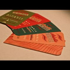 Business Cards on the Behance Network #business #design #graphic #wood #vintage #cards