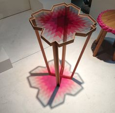 NYCxDesign 2013: WantedDesign Part 1 Photo #table #light #color #transparency