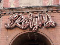 #neon #lettering