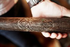 Spalding Baseball Bat
