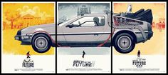 Phantom City Creative | Back To The Future Trilogy