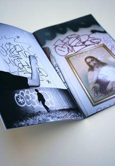 self-deported-zine-3 #zine #underground #graffiti #photography #lo-fi #street #magazine