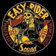 EASY RIDER LOGO | Flickr - Photo Sharing! #rider #unga #easy