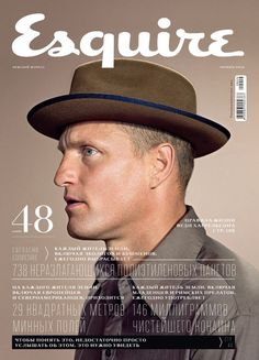 Cover with fine line text #cover #esquire #editorial