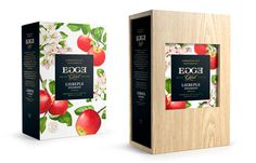 Egge Gård #packaging #drink #box