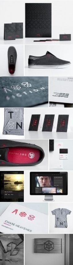 Fiction on the Behance Network #logo #design #yasly #branding