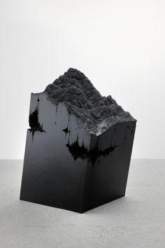 ET CETERA #black #art #broken
