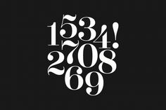 Aker Brygge Display #numbers #type #display
