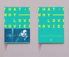 notebook_green1 #movie #alonglongtime #products #yellow #film #notebook #booklet #green