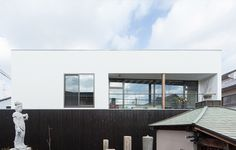 Chestnut Imazato by Yoshihiro Yamamoto Architects Atelier #modern #design #minimalism #minimal #leibal #minimalist