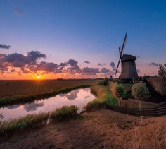 #discover_europe: Stunning Travel Landscapes by George Kossieris