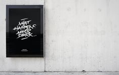 Nightclub Poster | tomsears.me