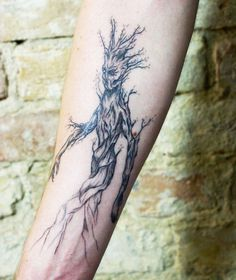 Beautiful Tattoos Design That Flowing Naturally In the Body #tattoo #bodyArt #instagram #unique