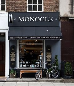Monocle Christmas #shop