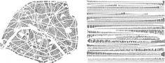 armelle caron - images - tout bien rangé #diagram #cartography #architecture #map