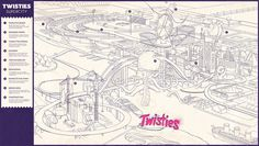 Twisties City Andrew Archer #archer #andrew