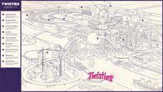Twisties City   Andrew Archer