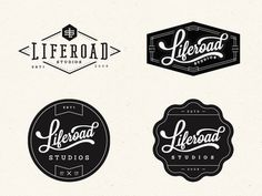 Liferoad Studios Logo #logos
