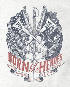 Born Of Heroes by Nathan Yoder