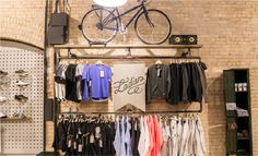 Handsome Cycles / Retail Store by Marina Groh