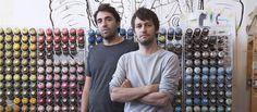 #NEVER #CREW Christian Rebecchi & Pablo Togni #graffiti #art