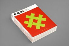 Étapes - Bisgrà fic #bisgrafic #design #graphic #magazine