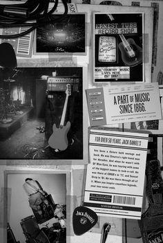 Jack Daniel's misc. Daran Brossard Creative Co. / DBCCo. #design #daniels #jack #layout #typography