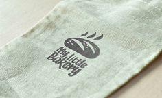 My little bakery #branding #timagoofy #my little bakery