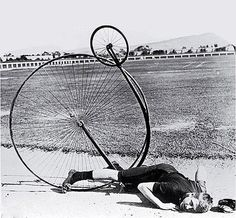 FFFFOUND! | 'Twas the prrriiiiide of the peaches.. #ouch #bicycle