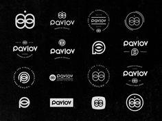 Pavlov Logo Rebrand #logos