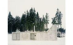 AFF - SCHUTZHÜTTE AM FICHTELBERG #architecture