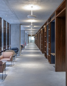 Co-working Community Space by AIM Architecture