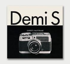 Modern Photography – October, 1965 / Aqua-Velvet #modern #camera #advertisement #photography #typography