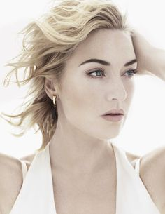 Photography(Kate Winslet Vogue Spain by Miguel Reveriego, August 2012, via bohemea)