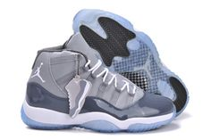 """Nike Athletic Sneakers Inspired Colorways Grey and White and """"Cool Grey"""" #shoes"""