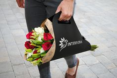 Interflora Rebranding on Behance