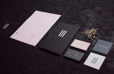 Doméstico | Manifiesto Futura #design #graphic #identity #stationery #logo