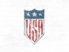 U.S.A. Seal