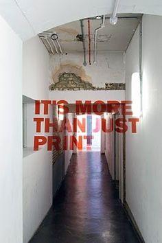 Joseph Egan - Colourblind Design: #anamorphic #installation #typography