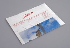 The Nolitan Hotel « Below The Clouds #branding #nolitan #newy #york #paper