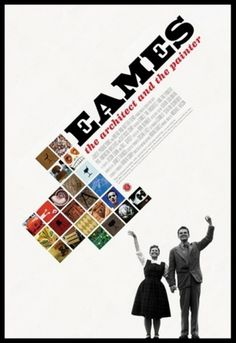 designfusion #eames #photography #architecture #poster #charles #typography