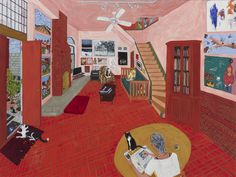Sarah McEneaney, 'Every Day', 2013, Tibor de Nagy