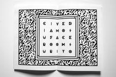 Roccia Typeface on Behance #occia #logo #poster #ock #helvetica