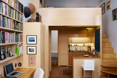 MODERN INSPIRATION FOR SMALL SPACE LIVING
