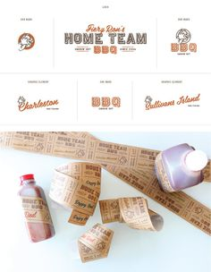 Hometeam #packaging #type