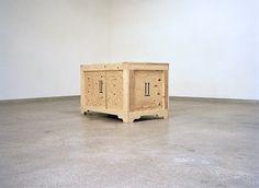 ornament   Chris Held #container #box #sheld #art