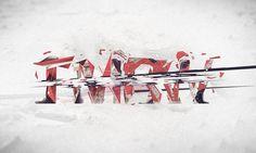 TMRW by ~Tropfich #typo #tmrw