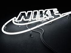 Nike Neon Sign