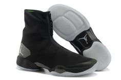 Nike Air Jordan XX8 Black White Mens Shoes