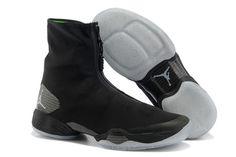 Nike Air Jordan XX8 Black White Mens Shoes